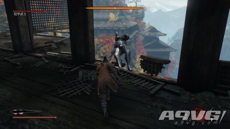《只狼 影逝二度》铠甲武士忍杀视频攻略 铠甲武士出现地点