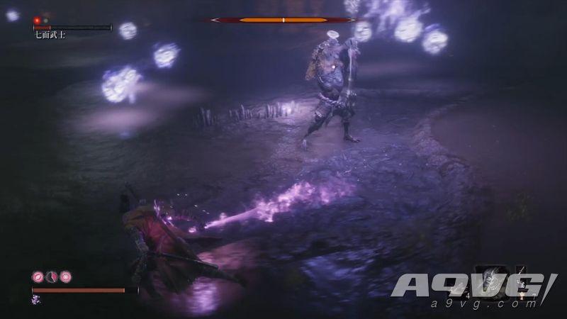 《只狼 影逝二度》七面武士打法视频攻略 七面武士怎么打