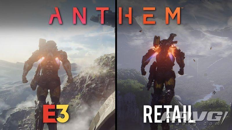 《圣歌》E3 2017的演示基本为虚构 制作周期仅有18个月