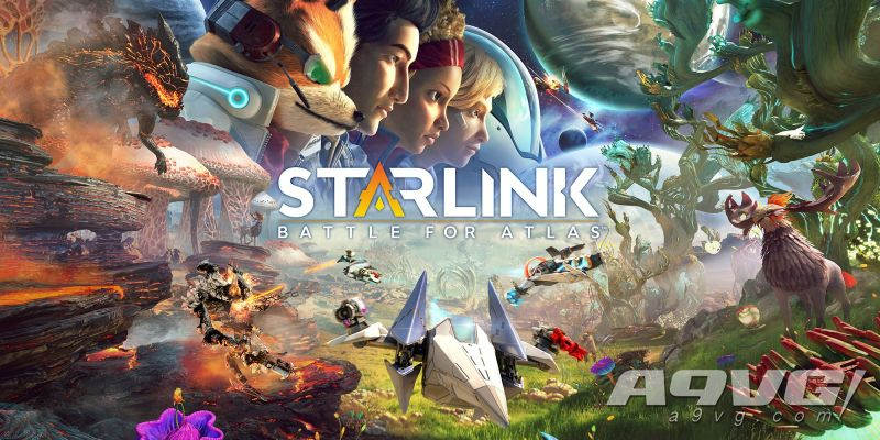 《星链》销量未达到预期 育碧表示不再生产后续实体玩具