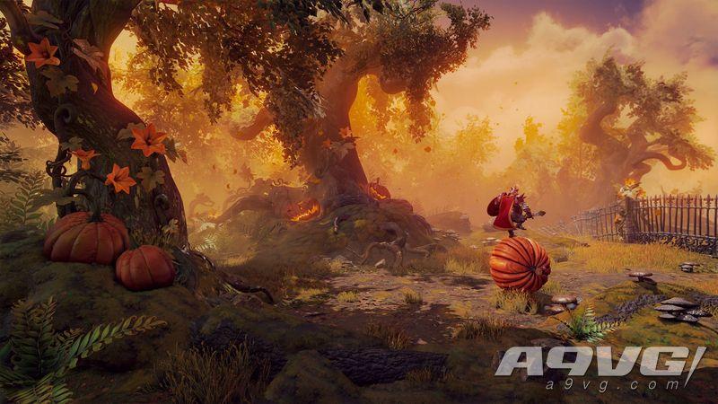 《三位一体4:梦魇王子》实机演示发表 包含早期BOSS战