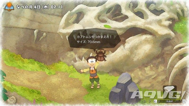 《哆啦A梦 牧场物语》日版无中文 中文版将晚1-2个月发售