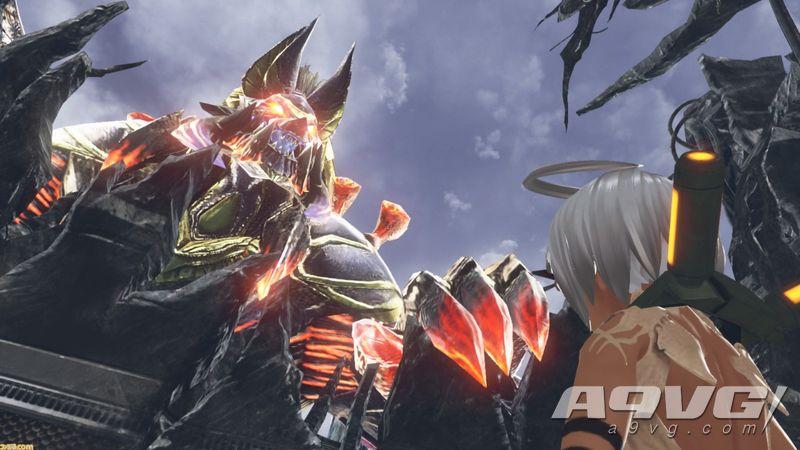 《噬神者3》公开大量Switch版游戏画面截图 附与PS4版对比