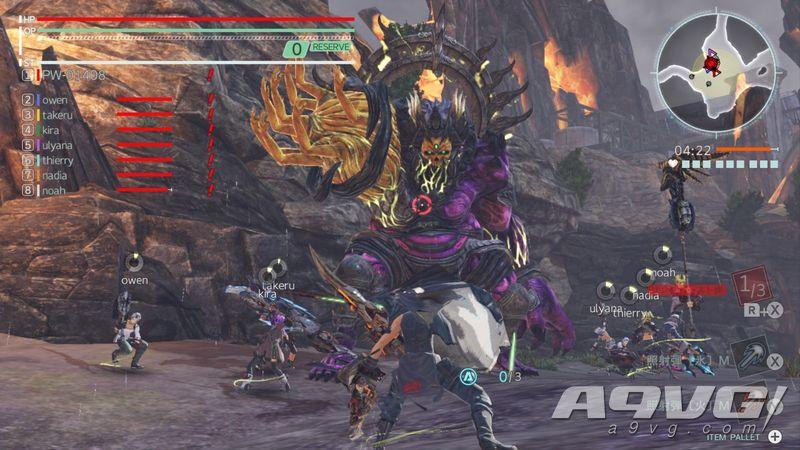 《噬神者3》Switch繁体中文版将同步发售 中文宣传片公开