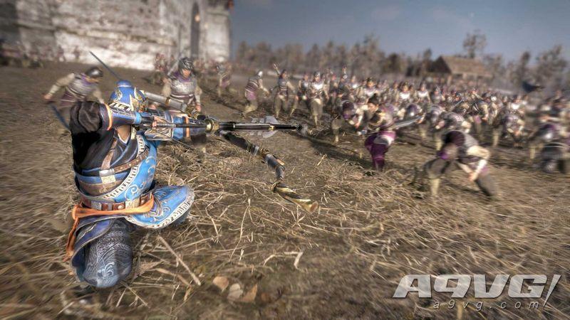 《真三国无双8》即将推出新武器模组:铁笛/鞭箭弓/昊转锤
