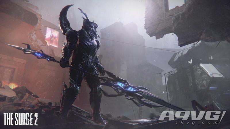 类黑魂冒险游戏《迸发2》公布新截图 试玩Demo已准备好