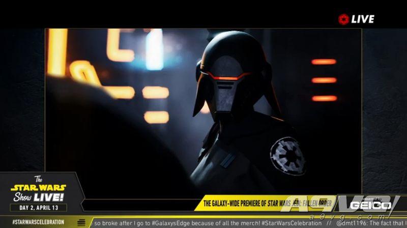 《星球大战绝地武士 堕落教团》首支宣传片发表 11月15日发售