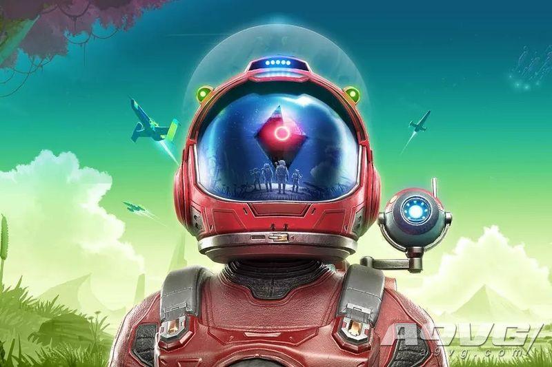 《无人深空》玩家花费数月时间绘制出游戏内的黑洞地图