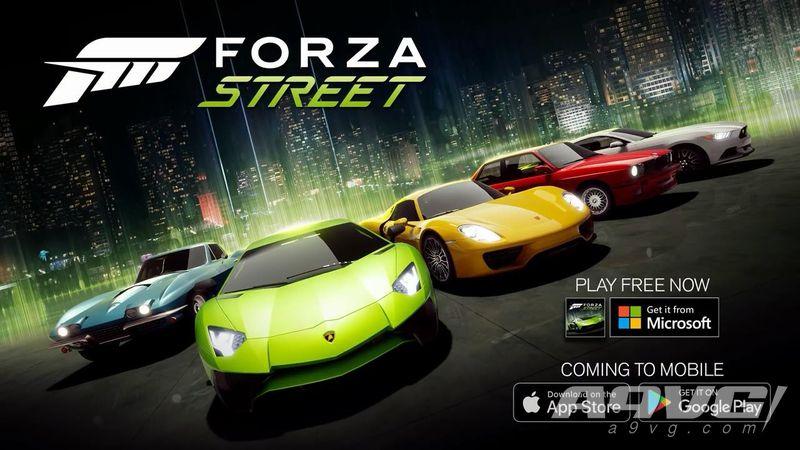 《极限竞速 街头赛》公布发售预告片 现已免费登陆PC平台
