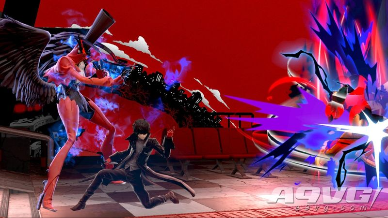 《女神异闻录5》Joker将于18日参战《任天堂明星大乱斗SP》