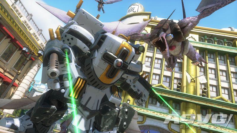 《新樱花大战》首波游戏资讯 登场人物与灵子战斗机详细介绍