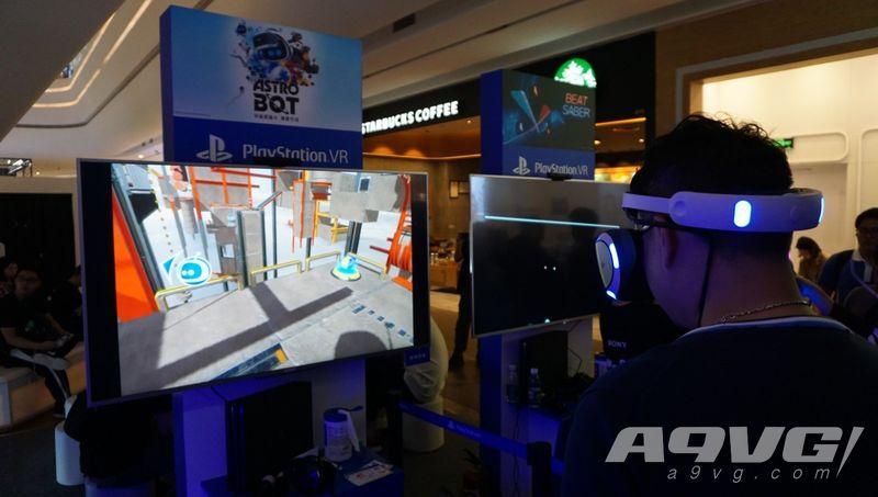 索尼魅力赏2019展区精彩图集 游戏动漫电子产品一个都不能少