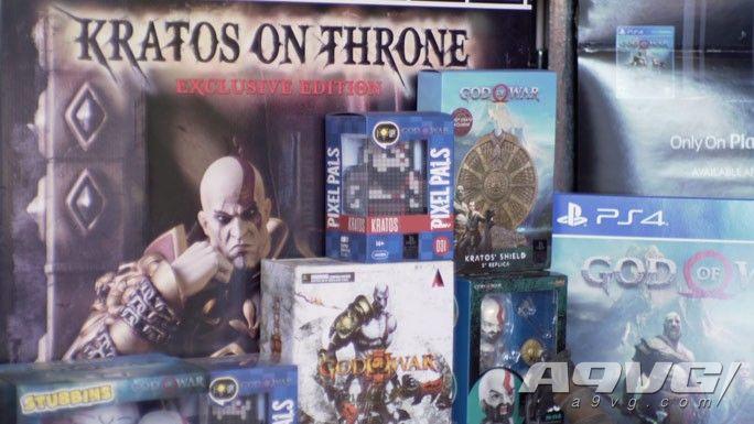 《战神》玩家以570件收藏品获得吉尼斯世界纪录认证