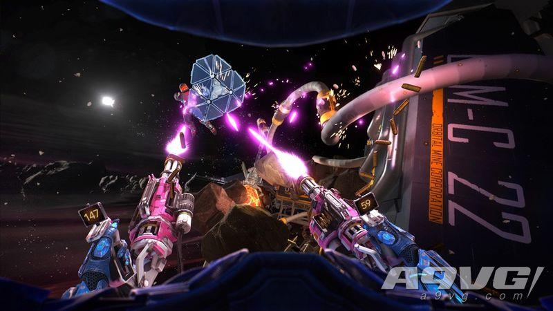 加入全新模式、地图及角色 《太空镖客》首个免费更新现已上线