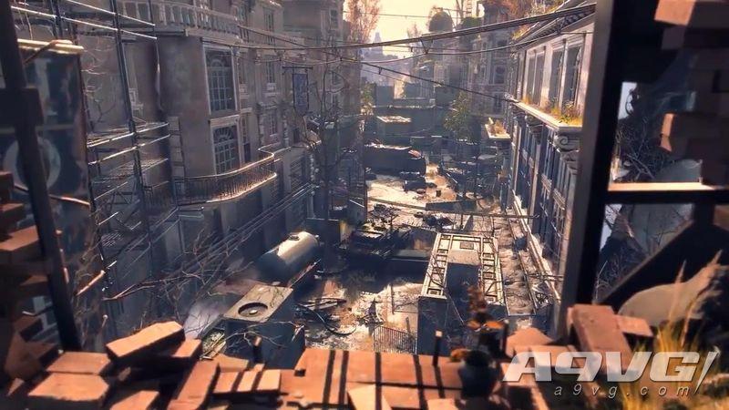 《消逝的光芒2》确定参加今年E3游戏展 志在开创全新游戏类型