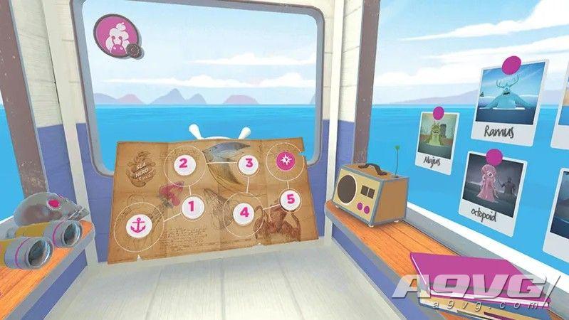 VR游戏《航海英雄》能及时发现阿兹海默症的早期症状