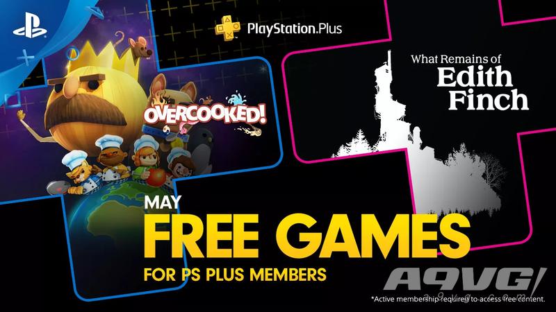 PS+會員2019年5月免費游戲匯總 Plus港服日服歐美服會免陣容