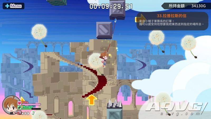 《海腹川背 Fresh!》评测:找回一些复古派硬核游戏的乐趣