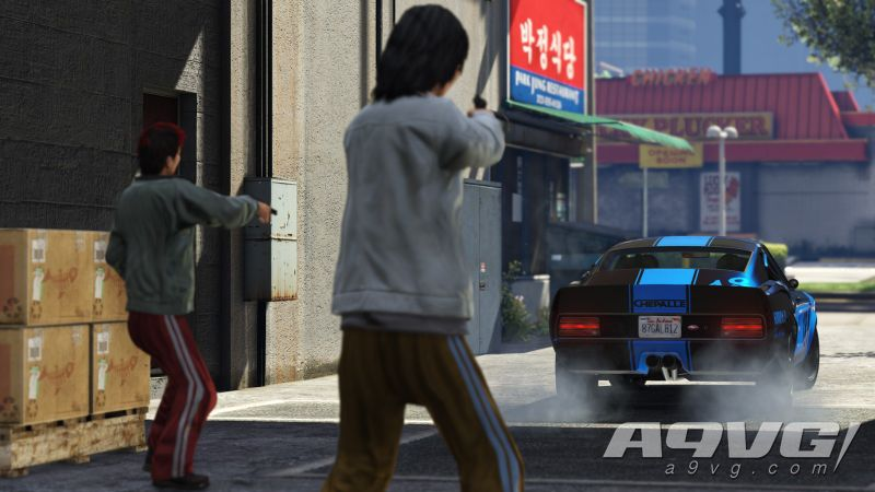 《GTA Online》三倍游戏币尽在生存战模式 另有全新回收任务