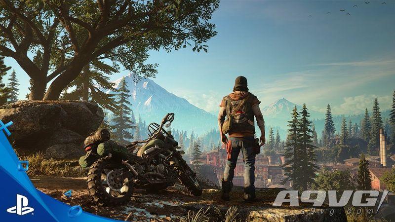 《往日不再》蝉联英国游戏销量排行榜冠军 《GTA5》再度回归