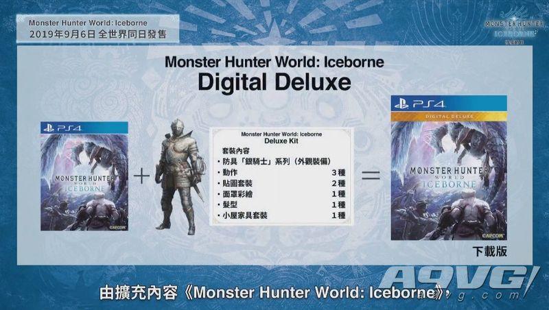《怪物猎人世界 Iceborne》特别活动总结 新主题怪冰呪龙亮相