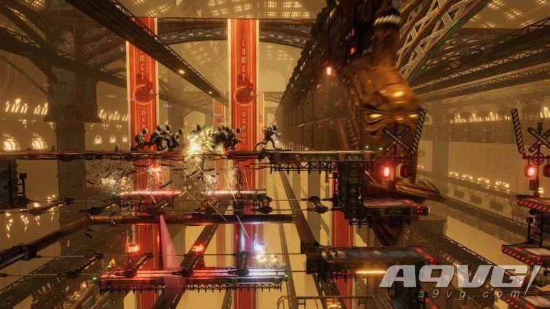《奇异世界 灵魂风暴》推出最新预告片 将于2020年内发售