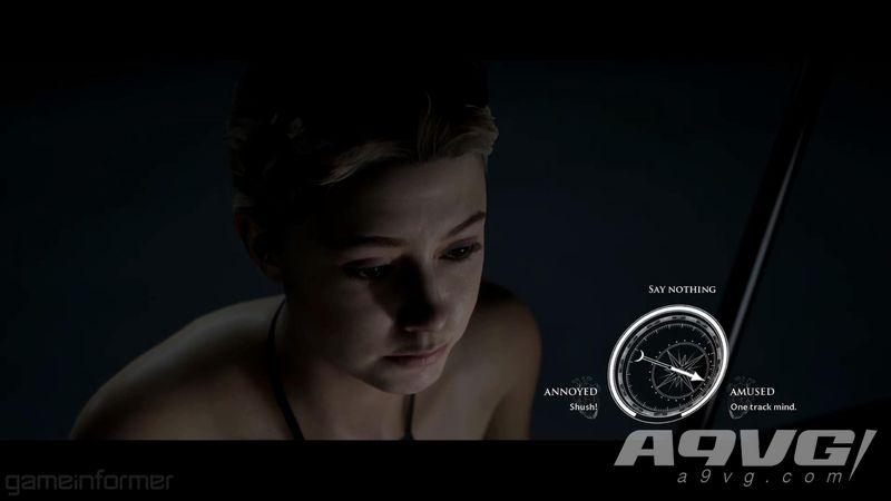 恐怖惊悚游戏《黑相集 棉兰号》公布十分钟实机演示