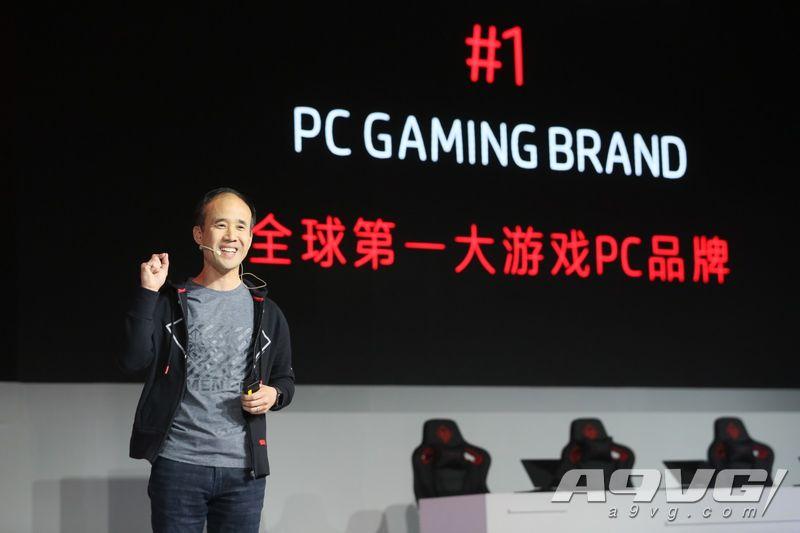 開啟游戲生活新方式 惠普發布新產品燃爆游戲之魂