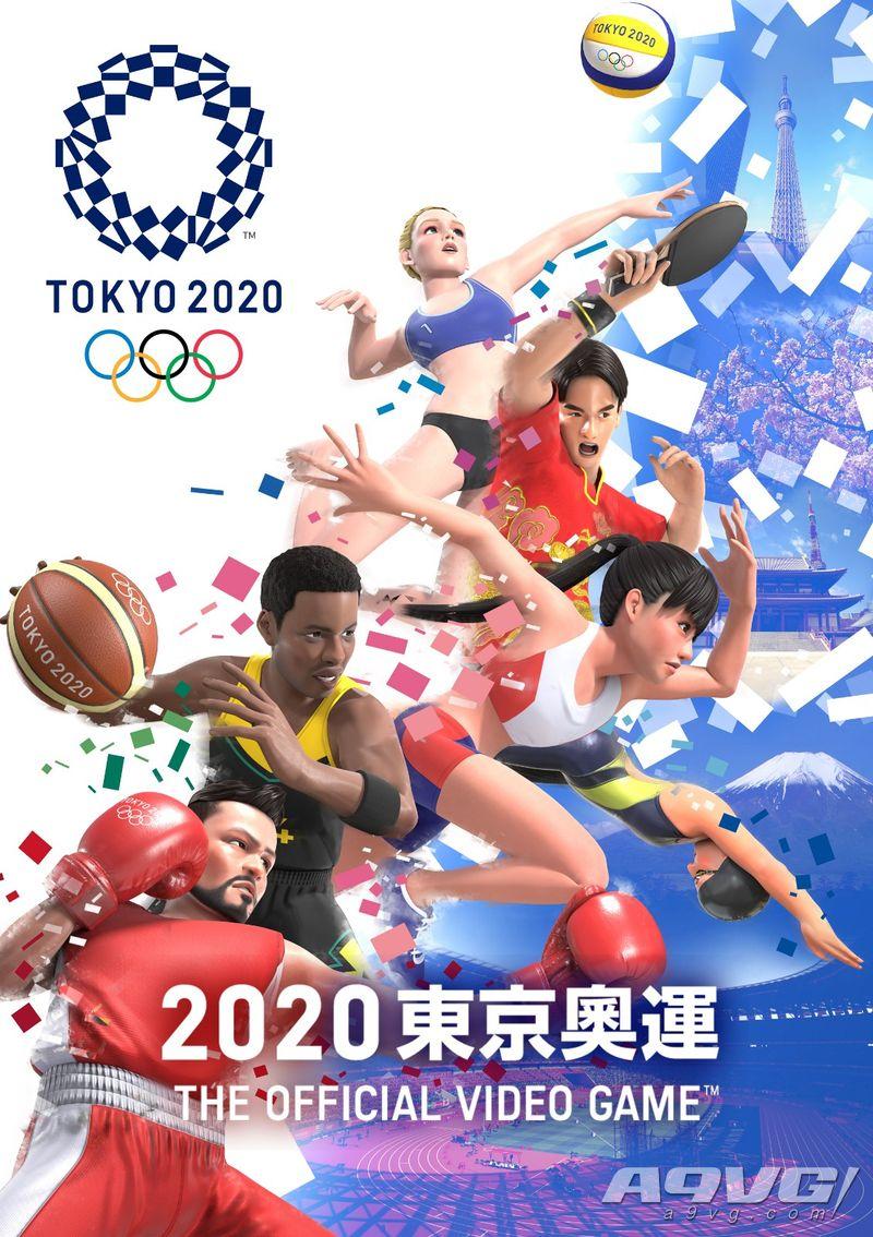 世嘉公开《2020 东京奥运 官方授权游戏》第二波游戏情报