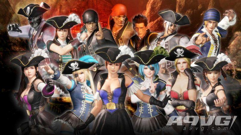 《死或生6》免费版下载数突破100万 最新服装DLC已上架