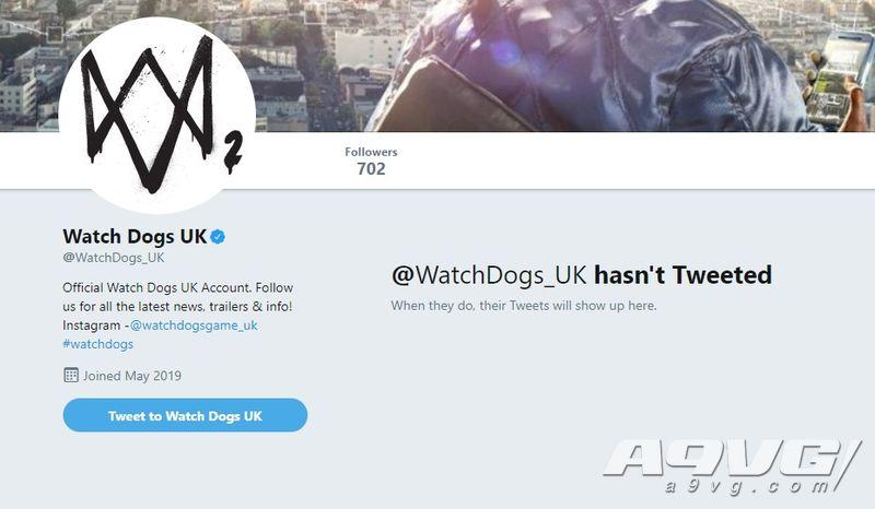育碧注册《看门狗》推特账户 新作发表或许真的不远了