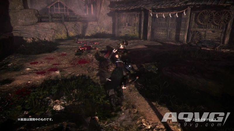 《仁王2》首次公开游戏演示视频 5月底将展开内部测试