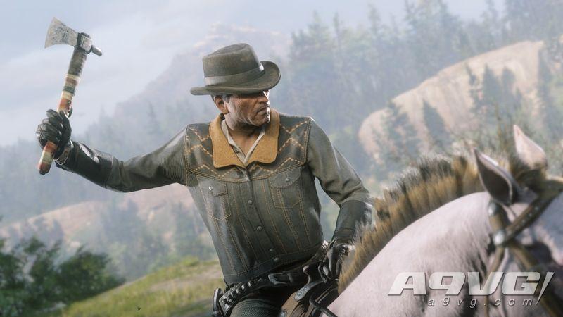 《荒野大镖客Online》全新自由模式任务及PS4抢先体验内容介绍