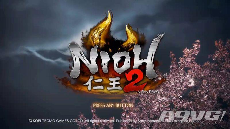 《仁王2》内测版3小时试玩视频 从捏人教学到正式游玩都有