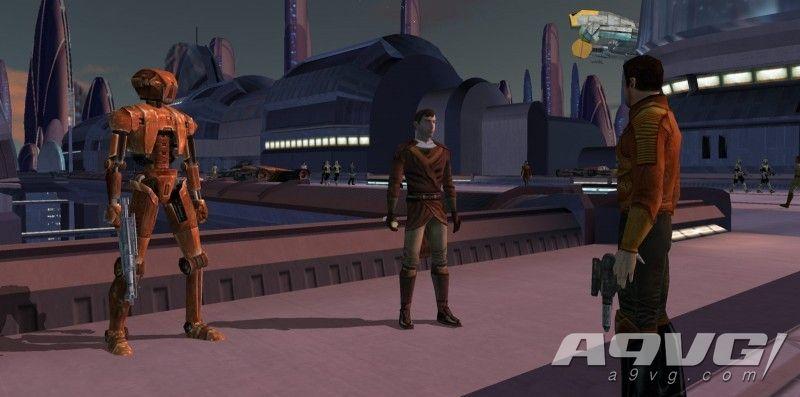 传闻:《星球大战 旧共和国武士》电影剧本接近完成