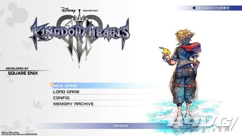 《王国之心3》评测:童话般的冒险故事 新篇章的起点