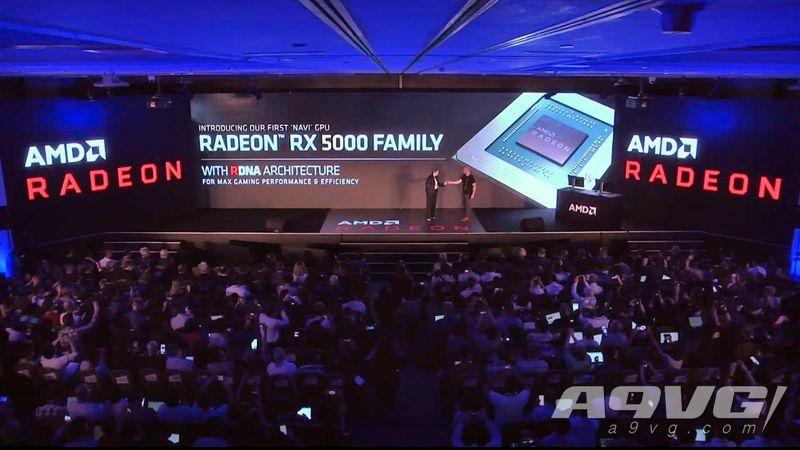 下代PS主機將采用7nm的Navi GPU和Ryzen Zen 2架構處理器