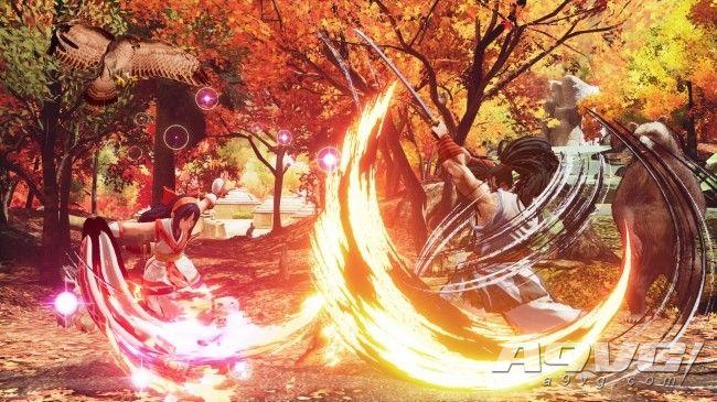 《侍魂 晓》即将推出免费体验版 可游玩三名角色三个模式