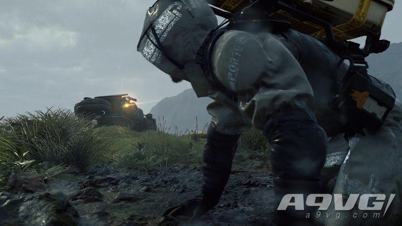 《死亡搁浅》官方泄露发售日 中文版将于11月8日上市