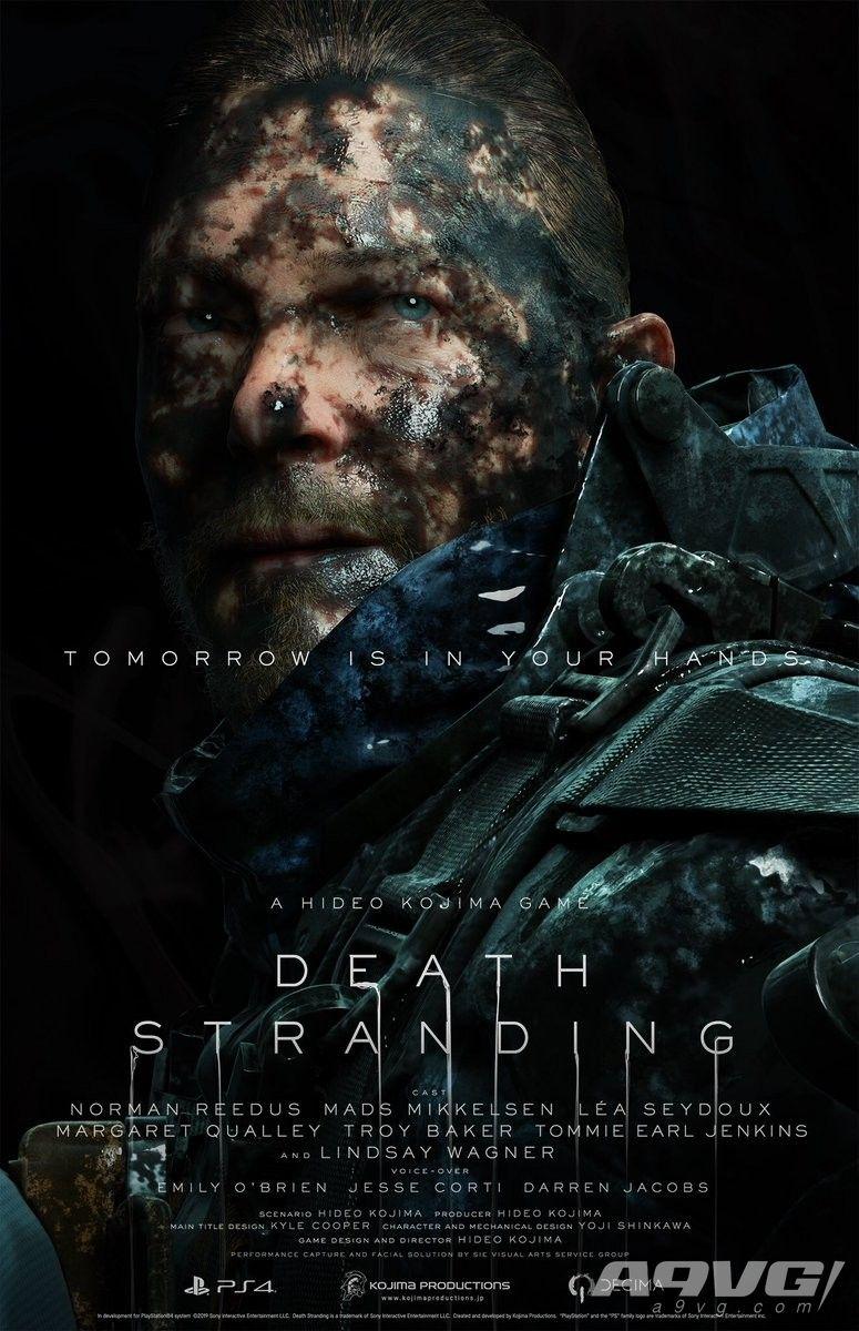 《死亡搁浅》发售日确定11月8日 全新9分钟视频发表