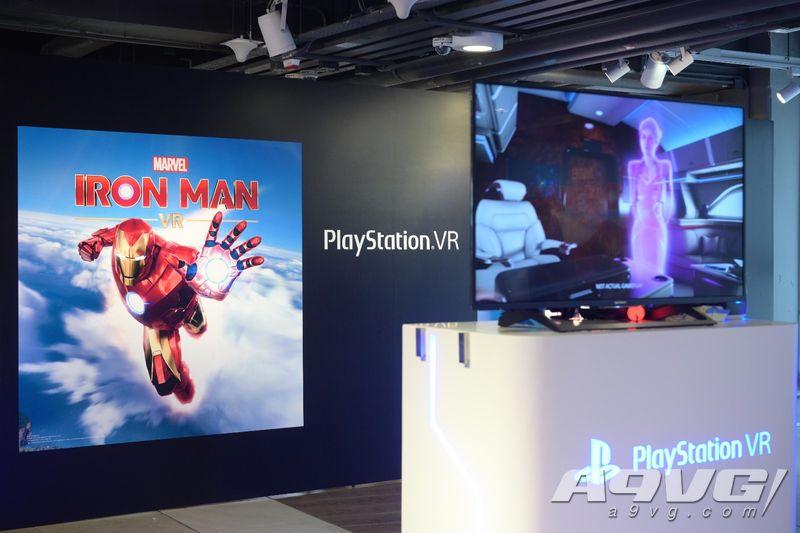 《漫威钢铁侠VR》试玩报告 360度全方位的超级英雄体验