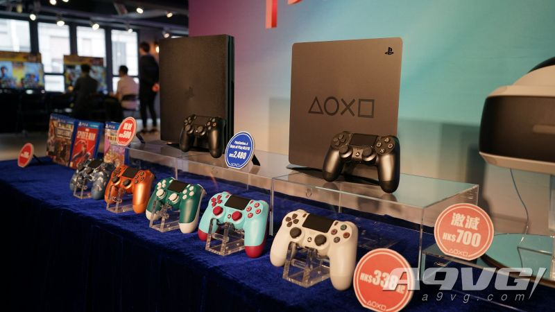 SIEH举办Days of Play传媒预览会活动 多款未上市作品抢先玩