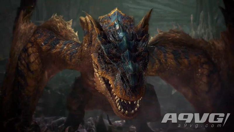 《怪物猎人世界 Iceborne》公开第二支宣传影片 轰龙登场