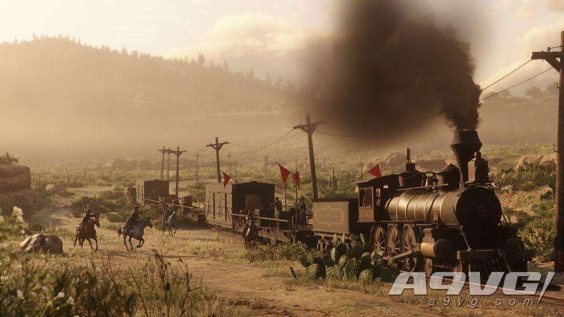 《荒野大鏢客Online》推出全新焦點公敵模式與限時活動