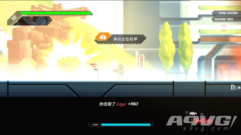 《硬核机甲》公开游戏模式与登场角色机体介绍 月底发售