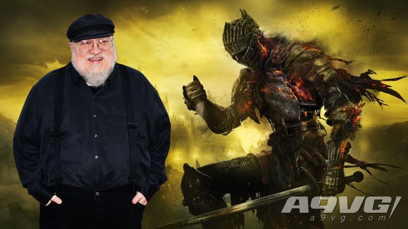 FromSoftware与乔治·R·R·马丁新作《Elden Ring》泄露