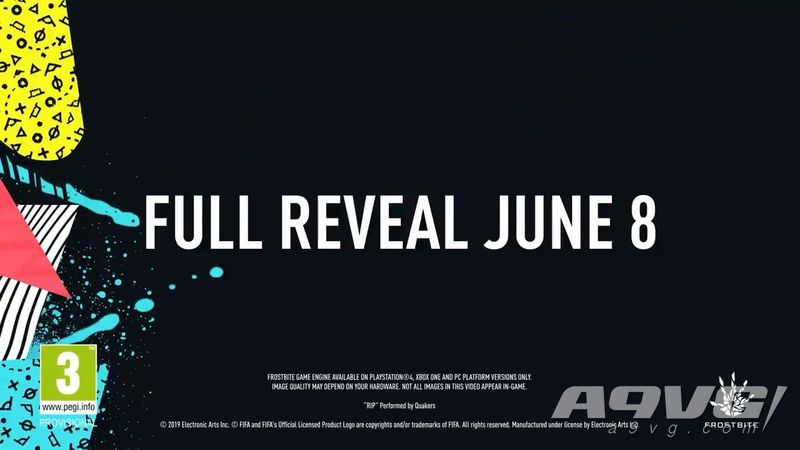 EA确认《FIFA20》9月27日发售 更多详情将于今晚公开