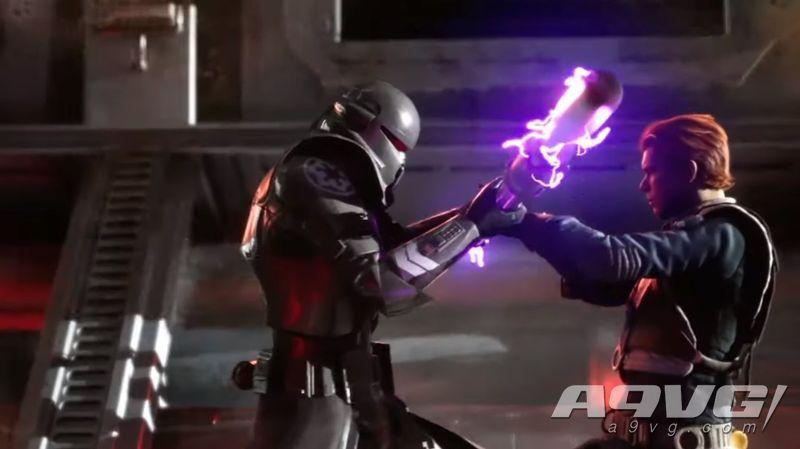 EA PLAY直播情报汇总 《星球大战绝地 陨落的武士团》实机演示