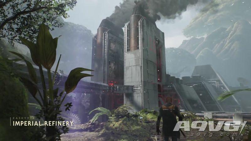 《星战 绝地 陨落的武士团》内部观察报告 多种要素合为一体