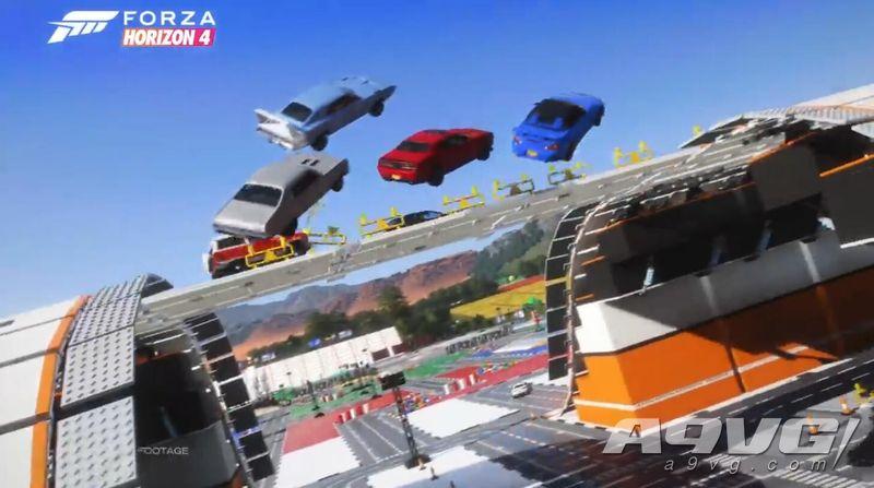 《极限竞速 地平线4》DLC乐高竞速冠军6月13日上线
